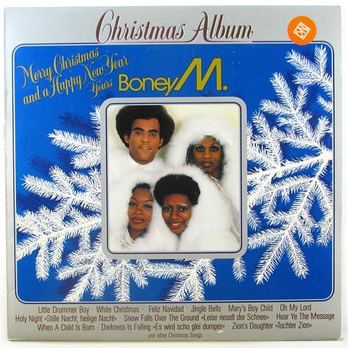 Christmas Album - Boney M